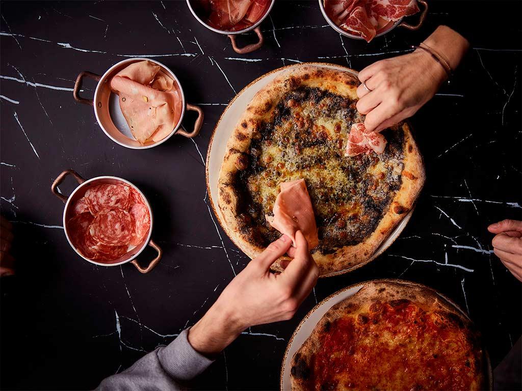 Experiencia Ditaly: pizza napolitana