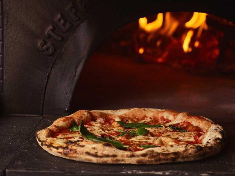 Pizza napolitana gourmet Ditaly