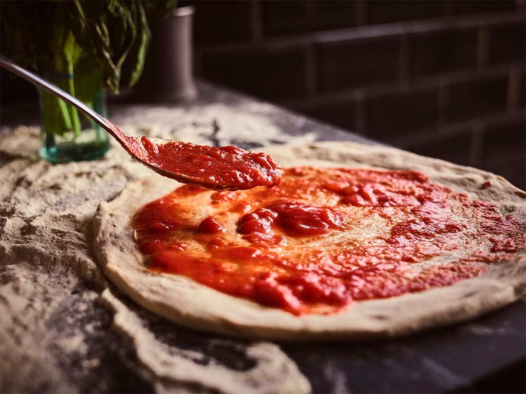 Tomate DO San Marzano (Italia)